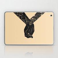 Holding On Laptop & iPad Skin