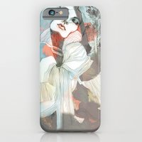 death iPhone & iPod Cases featuring Death  by Felicia Atanasiu
