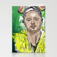 Breaking Bad - Pinkman  Stationery Cards