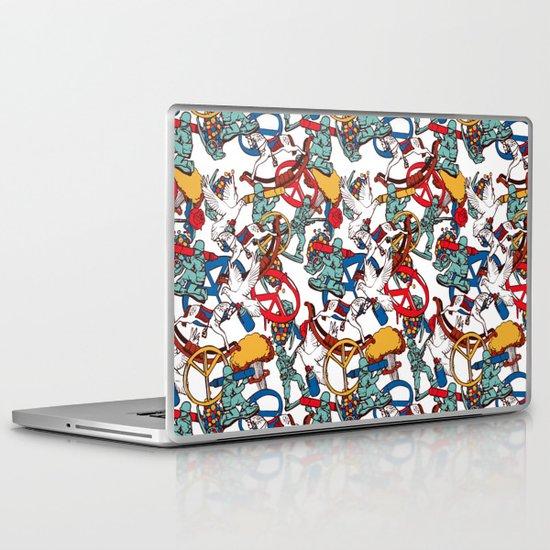 Warpaint Laptop & iPad Skin