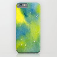 Vibrant sunshine tree top iPhone 6 Slim Case