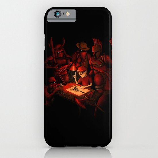 Draw Your Weapon iPhone & iPod Case