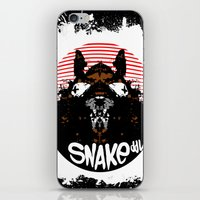 RatFinK iPhone & iPod Skin