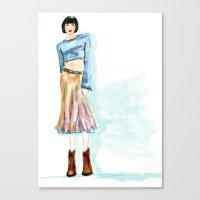 Fashion Killa Canvas Print