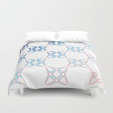 Checker C4 Duvet Cover