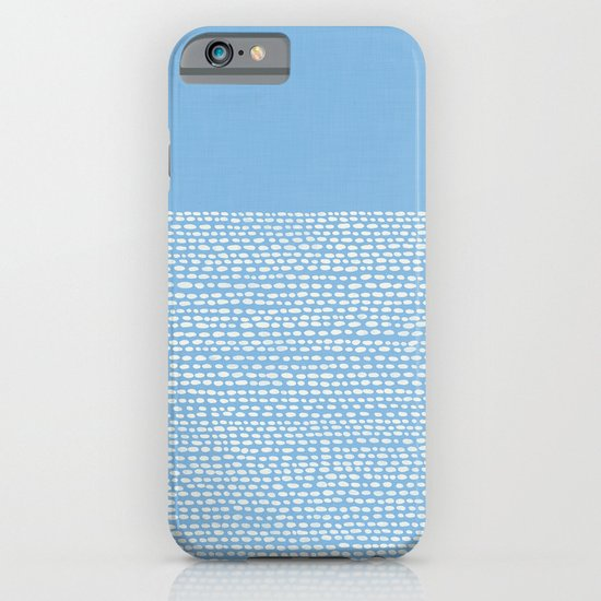 Riverside - Placid Blue iPhone & iPod Case