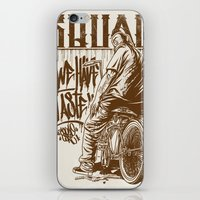 TASTE iPhone & iPod Skin