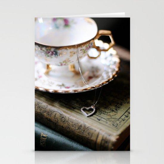 my little valentine Stationery Card