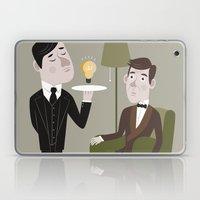 Jeeves & Wooster Laptop & iPad Skin