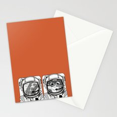 Searching for human empathy Stationery Cards