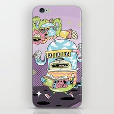 Rad Story iPhone & iPod Skin