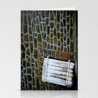 Cottage Door Stationery Cards