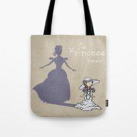 The Princess Inside Tote Bag