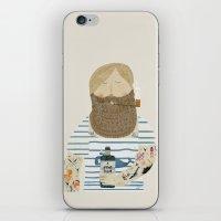 a fine rum iPhone & iPod Skin