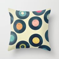 Throw Pillow featuring All Of Our Yesterdays by Cassia Beck
