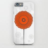 Poppies Poppies Poppies iPhone 6 Slim Case