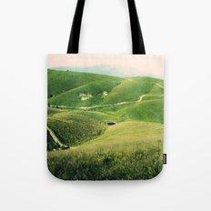Monte Grappa, North Italy Tote Bag
