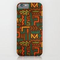 African iPhone 6 Slim Case