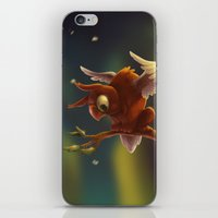 Baby Griffin iPhone & iPod Skin