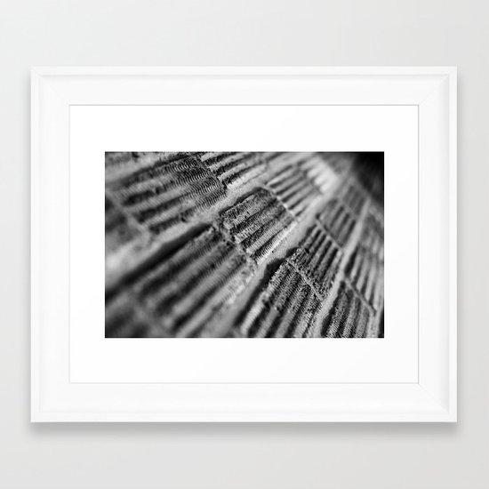 {texture} Framed Art Print