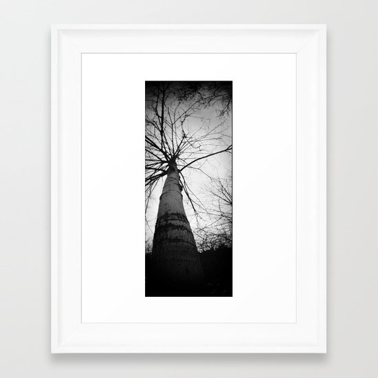 pantree Framed Art Print
