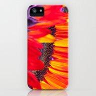 Sunflower #7 iPhone (5, 5s) Slim Case