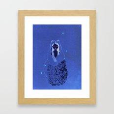 Bear Child Framed Art Print