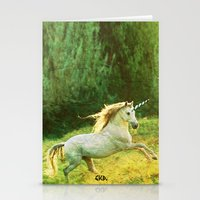 Horsey Business. Stationery Cards