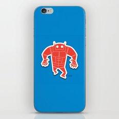 Big Red iPhone & iPod Skin