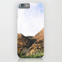 Malibu Mountains iPhone 6 Slim Case