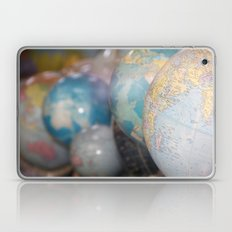 Globes Laptop & iPad Skin