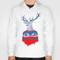 Ugly winter pulover Hoody