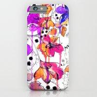 Lost In Botanica iPhone 6 Slim Case