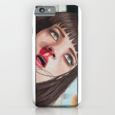 Mia Wallace iPhone 6 Slim Case