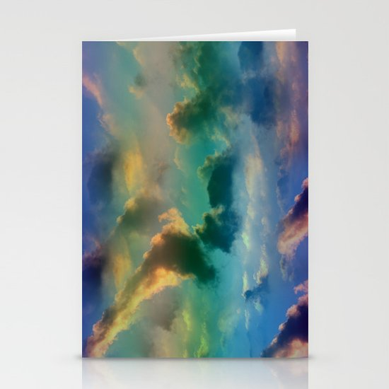 CLOUDSCAPE Stationery Card