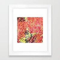 Reptillian Framed Art Print