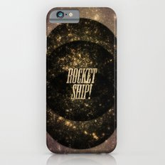 Rocket Ship! iPhone 6 Slim Case