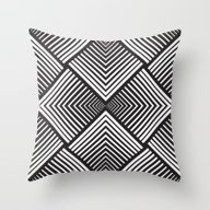 MOU Throw Pillow