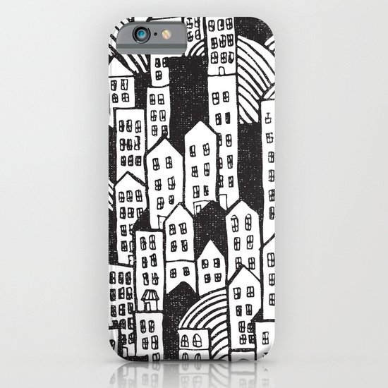 SPRAWL iPhone & iPod Case