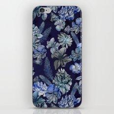 Earth & Sky Indigo Magic iPhone & iPod Skin