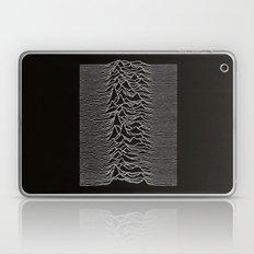 Unknown Pleasures Laptop & iPad Skin