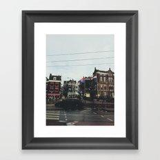 Amsterdam, Netherlands Framed Art Print