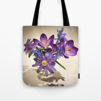 Flowers of love Tote Bag