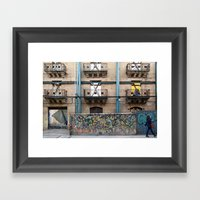 Salamanca Framed Art Print