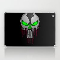 Punisher Spawn Mash-Up Laptop & iPad Skin