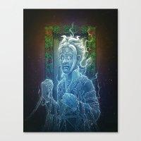Marley's Christmas Carol Canvas Print