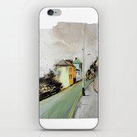 Meanwhile.. Landscape I iPhone & iPod Skin
