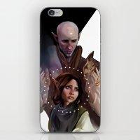 Ir Ableas, Vehnan iPhone & iPod Skin
