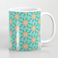 Tropical Florals Mug