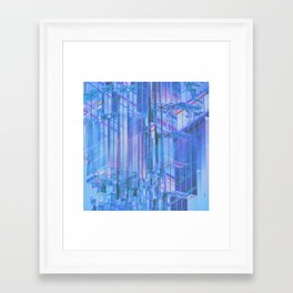 Framed Art Print - CRUMBUM (everyday 02.12.16) - beeple